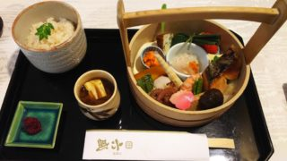 Rokusei A specialty Teoke bento