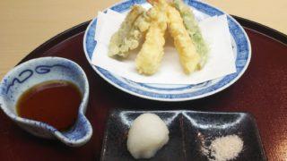 Tenki main tempura