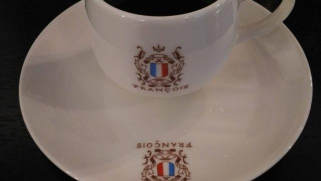 フランソアのコーヒー