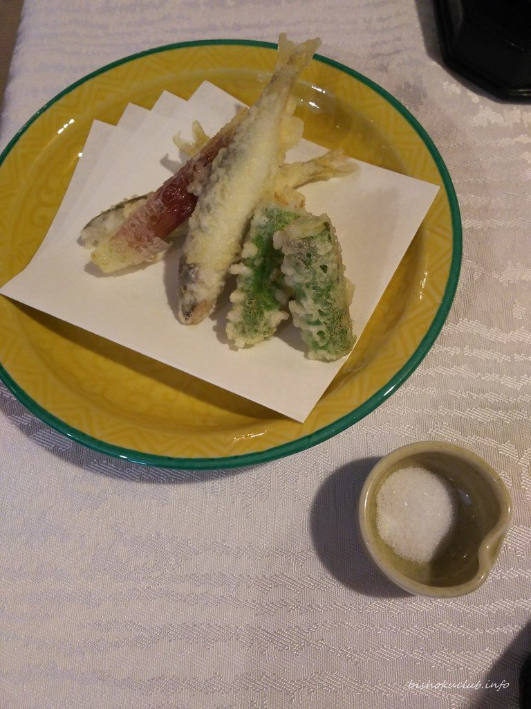 "The Tempura of the Small Samurai of ""Hitosina"""