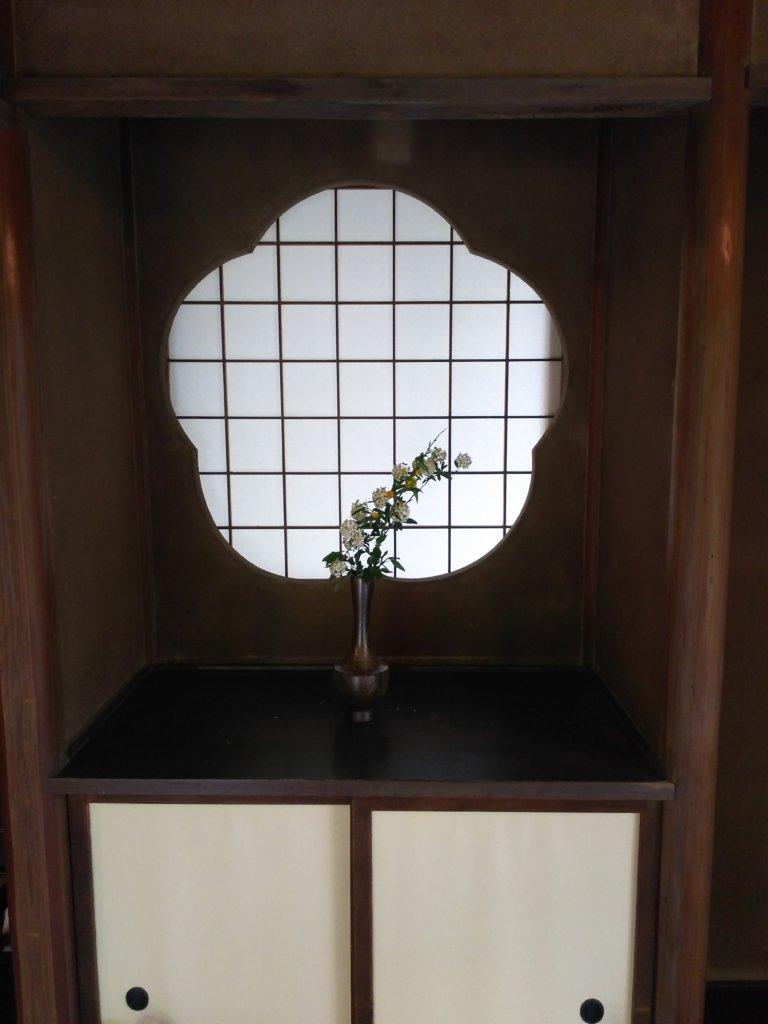 旧三井家下鴨別邸の茶室