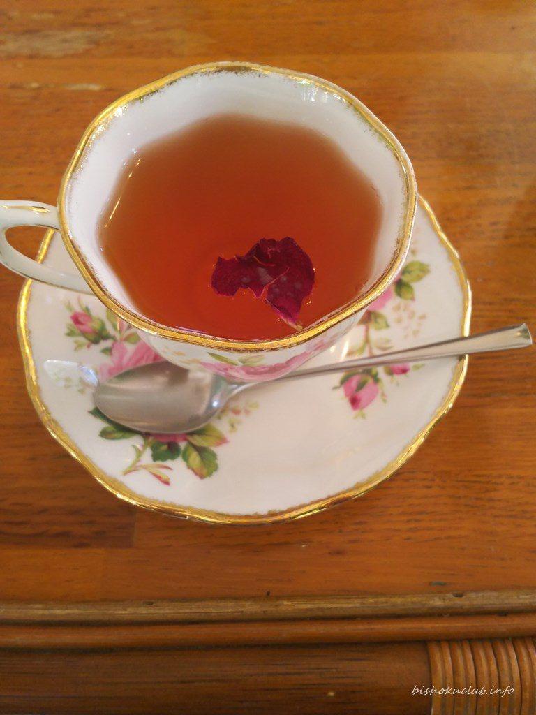 Ravian Rose Rose Tea