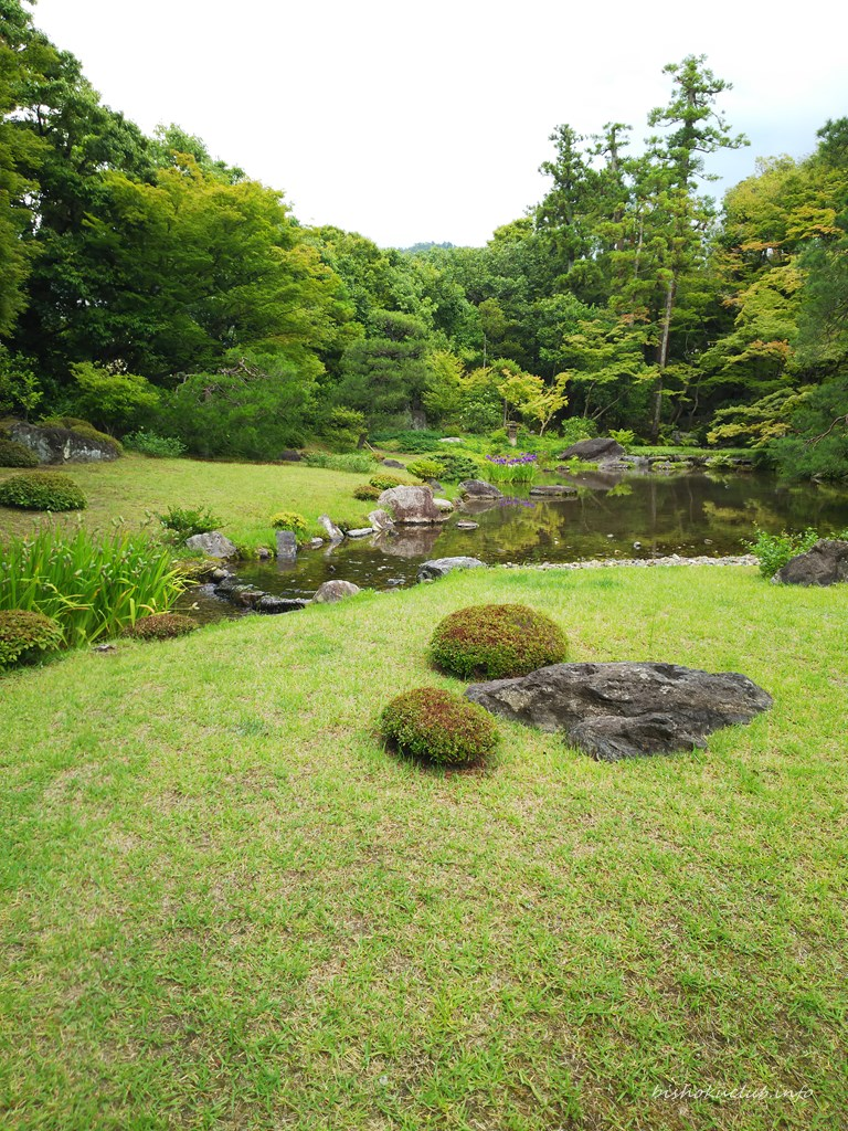 『無鄰菴』の庭園