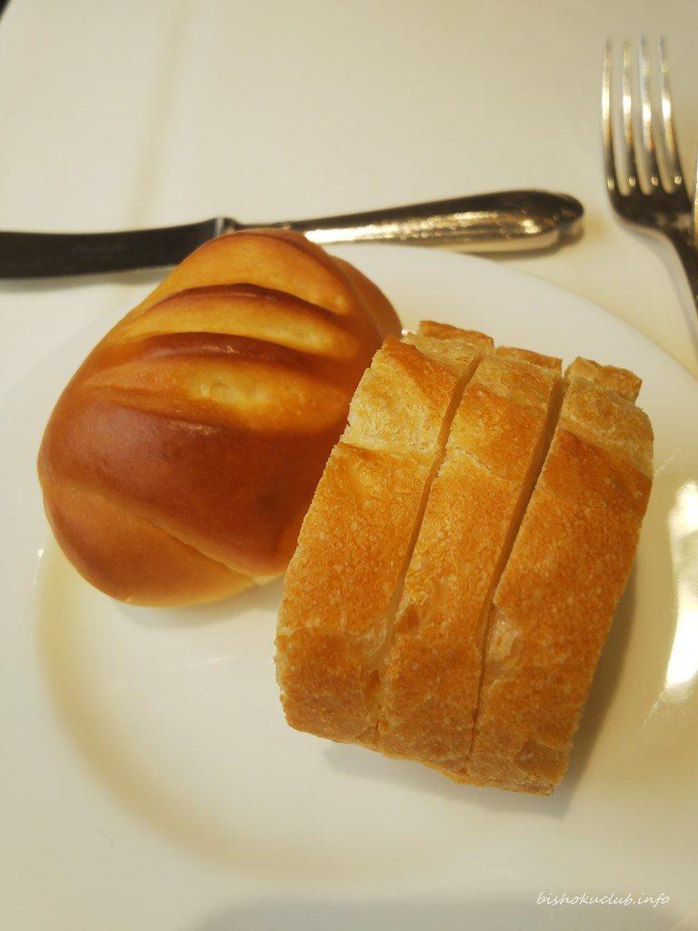ぎをん萬養軒のパン