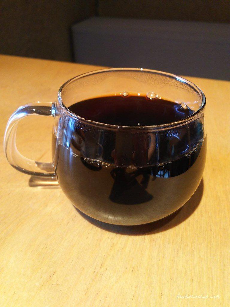 ブルーボトルコーヒー京都カフェのブレンド