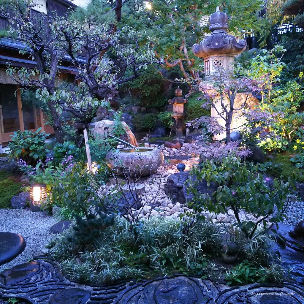 大徳寺一久の庭