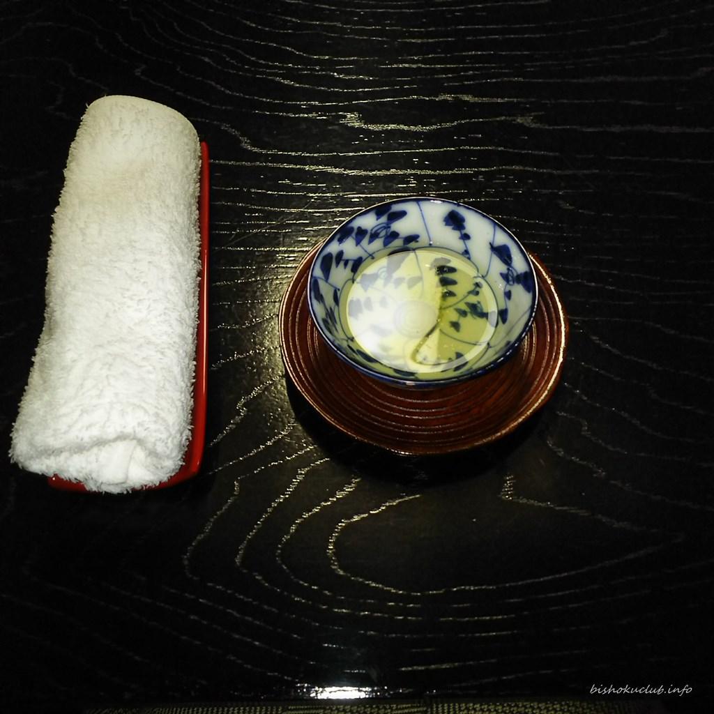大徳寺一久のお茶