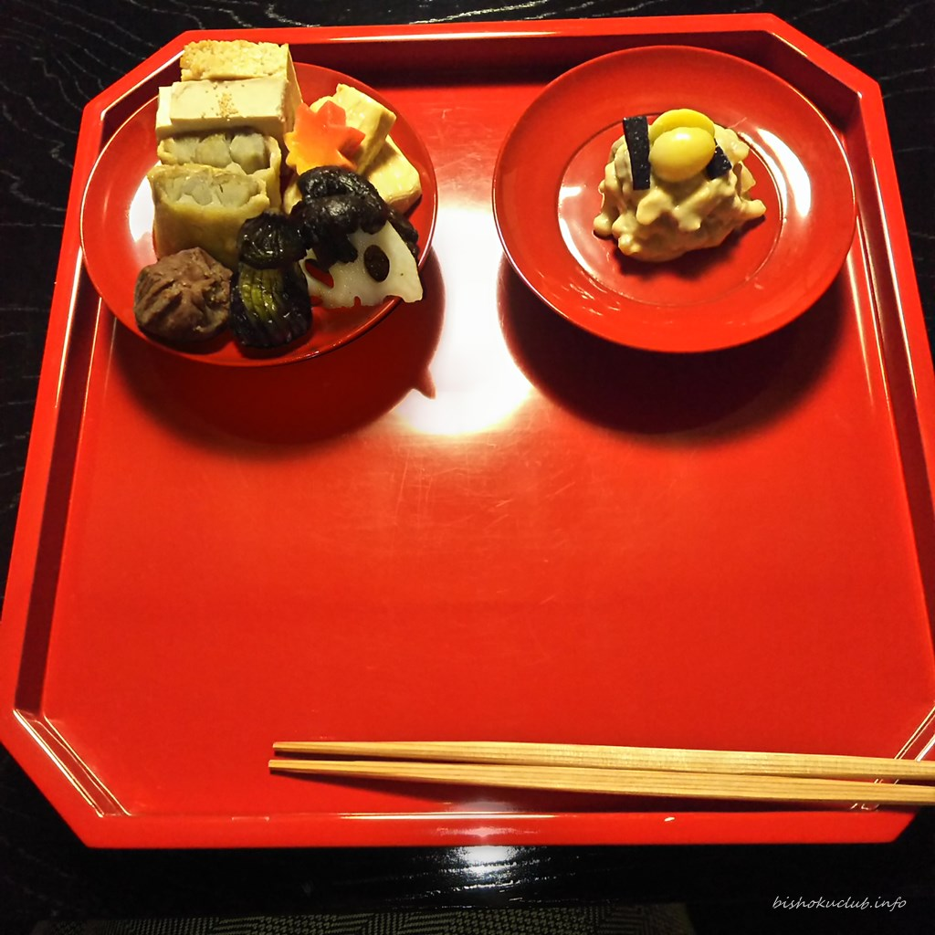 大徳寺一久の平皿と膳皿