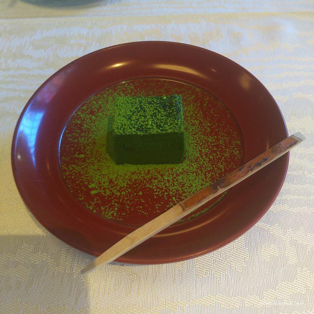 下鴨茶寮の甘味