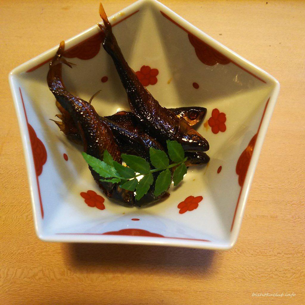 畑かくのモロコ(滋賀県産)