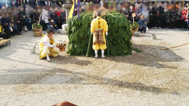 壬生寺の大護摩供養