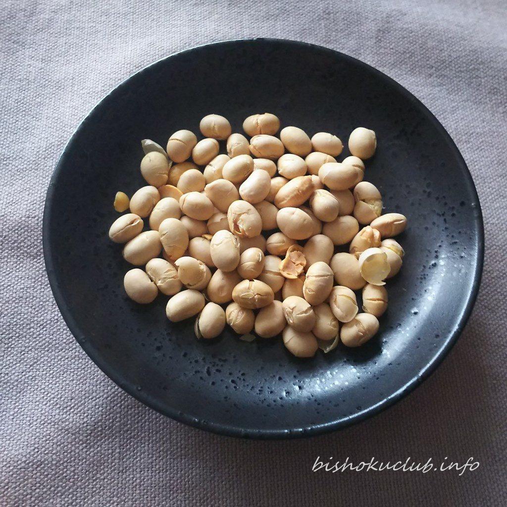 北野天満宮の豆