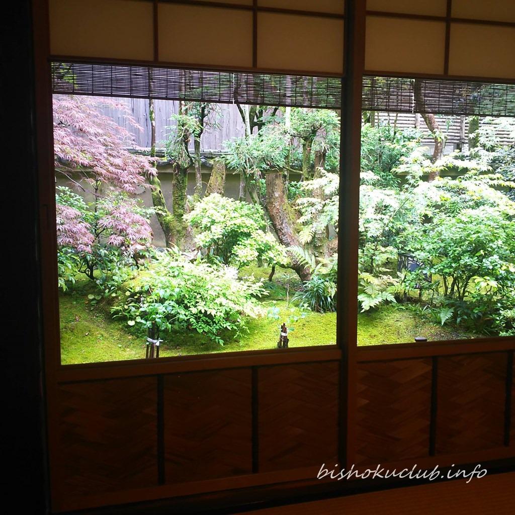 鮎の宿 つたやの部屋からの眺め