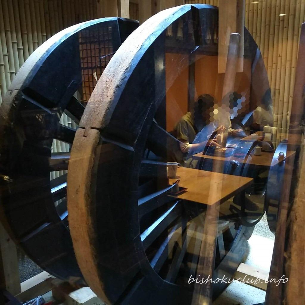 祇園祭の大船鉾の車輪